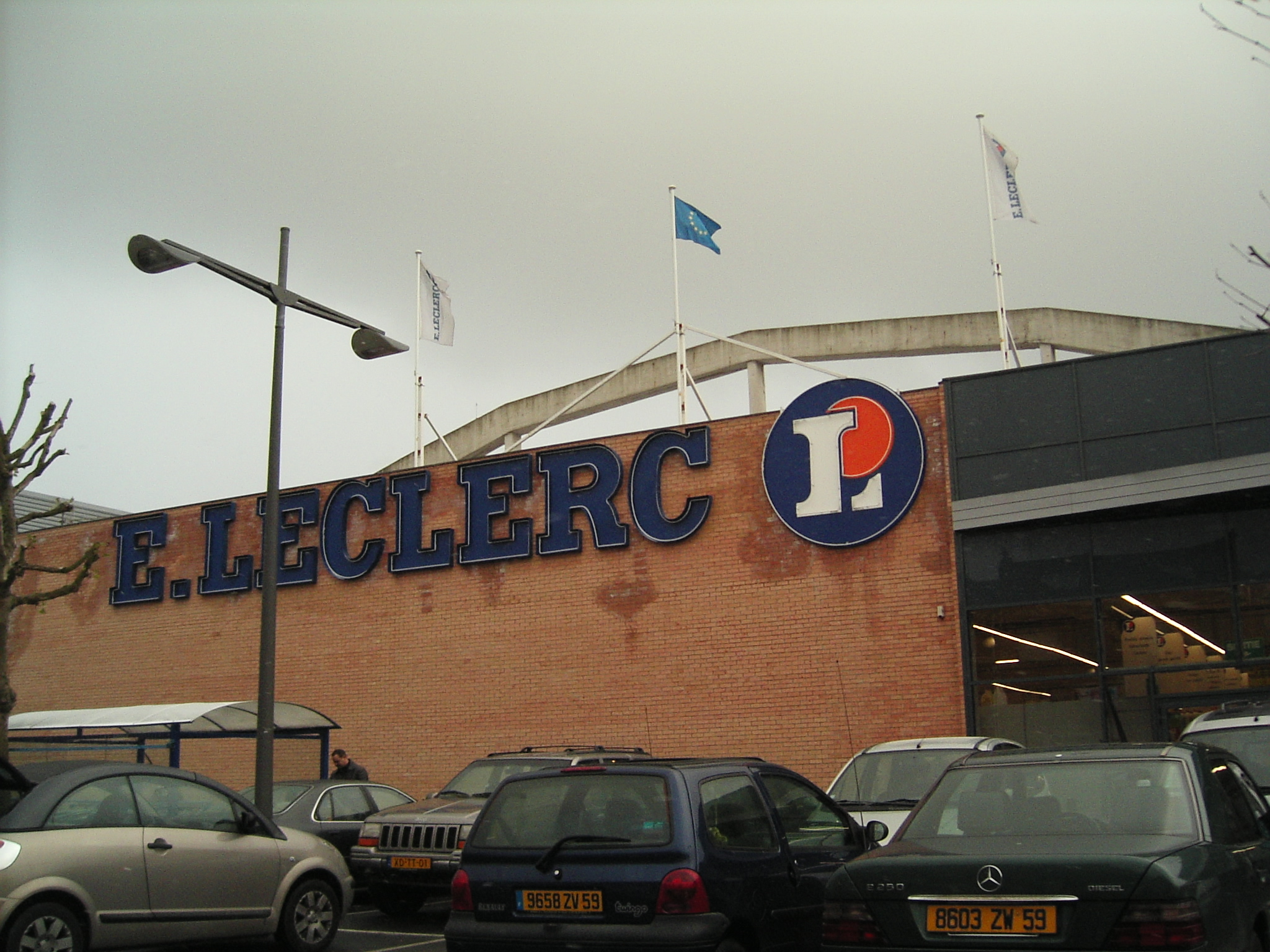 Retailers in France, E.Leclerc