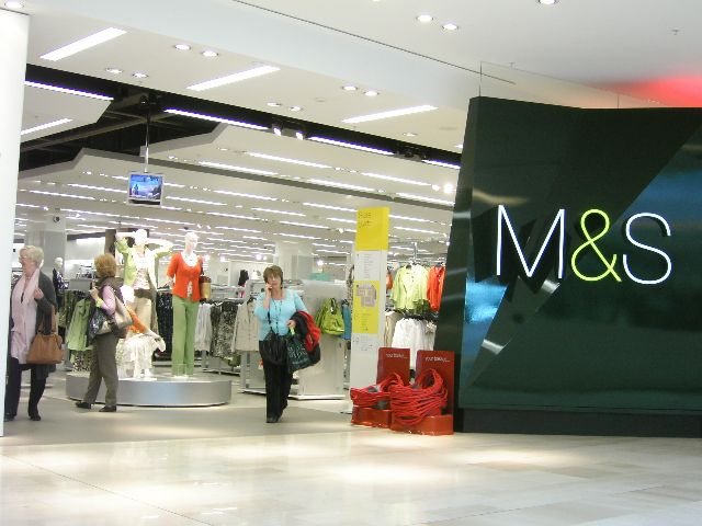 Retailers in The Netherlands, M&S